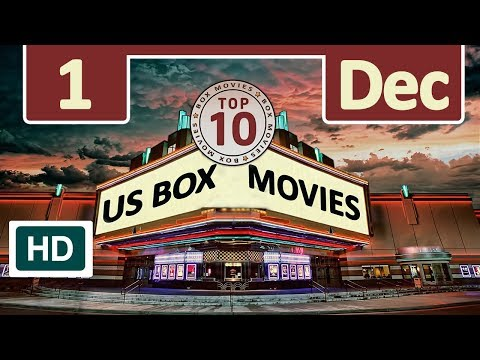 Box office 2017 top 10 ( 1 December ) this weekend box movies
