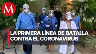 Han muerto 111 trabajadores de la salud por covid-19
