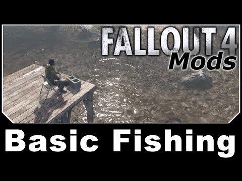 Fallout 4 Mods - Basic Fishing