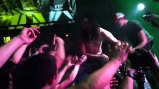 Pursuit of Happiness - Kid Cudi Steve Aoki remix DEADMEAT TOUR VANCOUVER PNE