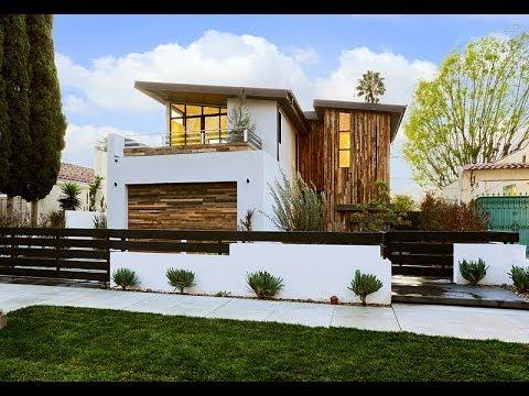 Dise o de casa de dos pisos fachada e interiores youtube - Disenos interiores de casas ...