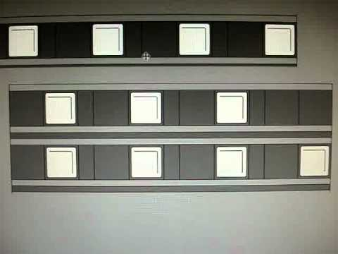 How To Make An Elevator Animation Part 5: Lighting the Bell Indicator and Drawing the Inside Panel