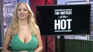 Jordan Carver Hosts Hottest of the Hot