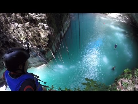 Surf, Dive & Cliff Jump: Travel the Dominican Republic in 150 Seconds