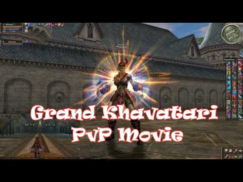Grand Khavatari PvP (E-Global Gracia Final x7)