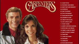Carpenters Greatest Hits Collection (Full Album) | The Carpenter Songs | Best Songs of The Carpente