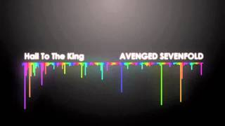 AVENGED SEVENFOLD - Hail To The King - BASS BOOSTED