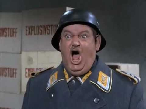Sgt Schultz Nothing Youtube