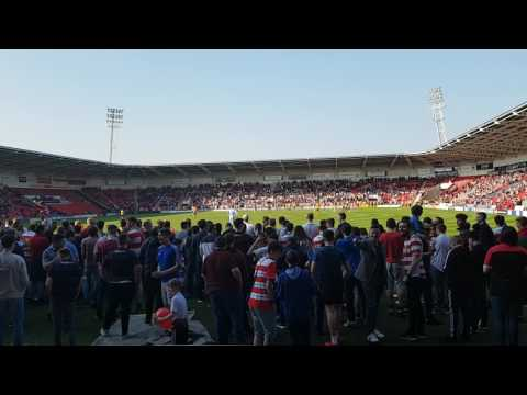 Doncaster Rovers Vs Mansfield...last Minute.
