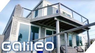 Luxushäuser aus Schiffscontainer | Galileo | ProSieben