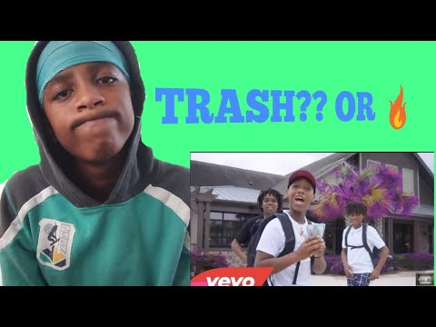 THIS IS LIT FUNNYMIKE AND THE BAD KIDS- FRESH NEW LIT RAP OFFICIAL MUSIC VIDEO