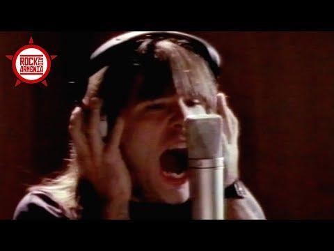 Bruce Dickinson & Bryan Adams recording Smoke On The Water