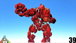 THE LEADER OF ROCK GOLEMS, THE ULTIMATE ELEMENTAL !!! ARK Survival Evolved MODDED E39