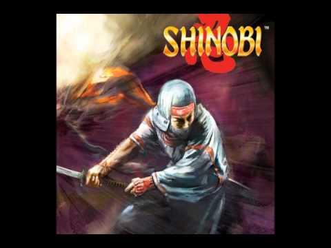 Shinobi III - Whirlwind 2012 (Metal)