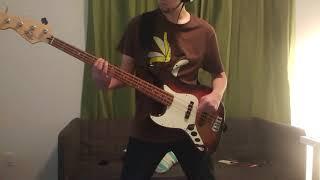 Gambar cover Taco Theory - Embarré, j'ai perdu mes clés - Bass Cover