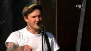 The Gaslight Anthem - Wooderson (live @ Rock Am Ring 2011)