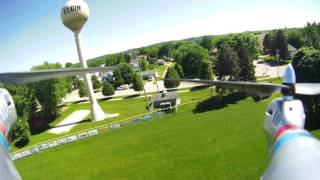 Syma X8G FPV with FOXEER Legend2 cam at Elgin