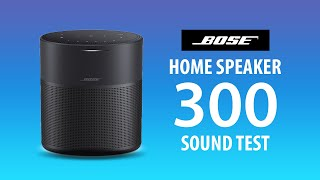 Bose Home Speaker 300 Sound Te…