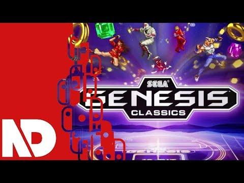 [eShop US] Sega Genesis Classics – Columns 3 Gameplay thumbnail