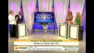 Dr. Ish on Kathie Lee and Hoda | Sex IQ