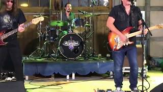 Billy Walton Band 2017 - Mele-Buer, Germany - Worried Blues, Hell and High Water, Something Better