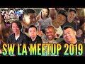 Summoners War LA Meet Up! ft. YDCB, Childish, Jmak, & MORE! - Behind The Scenes - Vlog #020