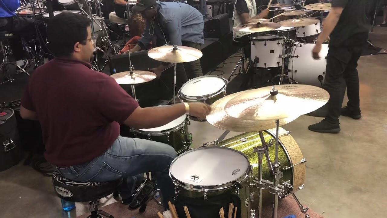 DOH drum meet 2019 solo 18