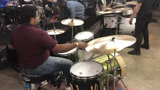 DOH drum meet 2019 solo 18