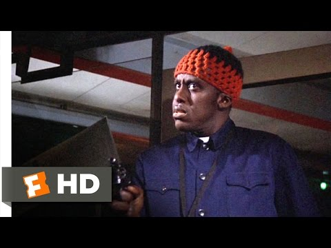 Car Wash 1010 Movie   Duane Pulls a Gun 1976 HD