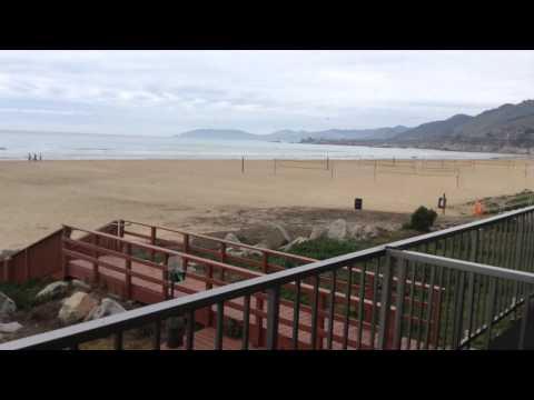 PISMO BEACH CA. SEA GYPSY MOTEL BEACHFRONT!