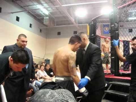 Chris Apodaca(MMA)