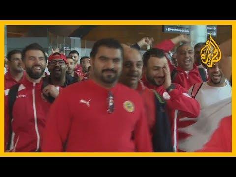 آراء بعض الجمهور البحريني الذي وصل إلى الدوحة لمتابعة مباراة منتخب بلاده أمام السعودية  - نشر قبل 6 ساعة