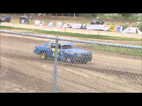 Kenney MotorSports 30PK 6/16/13 Dawson County Raceway- Lexington NE