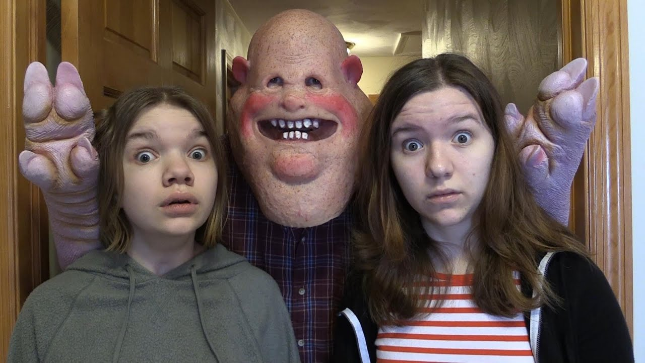 Download PIG MAN. (SCARY)