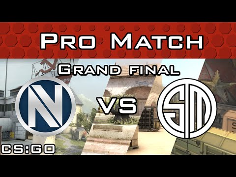 EnVyUs vs TSM - Grand Final - IEM Gamescom 2015