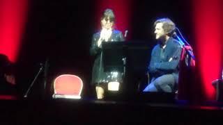 Jack Savoretti & Imelda May - Always On My Mind/Call Me - Gran Teatro La Fenice, Venice 25/7/18