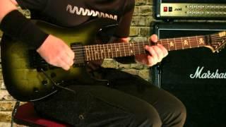 MetallicA - Seek & Destroy - Guitar Cover