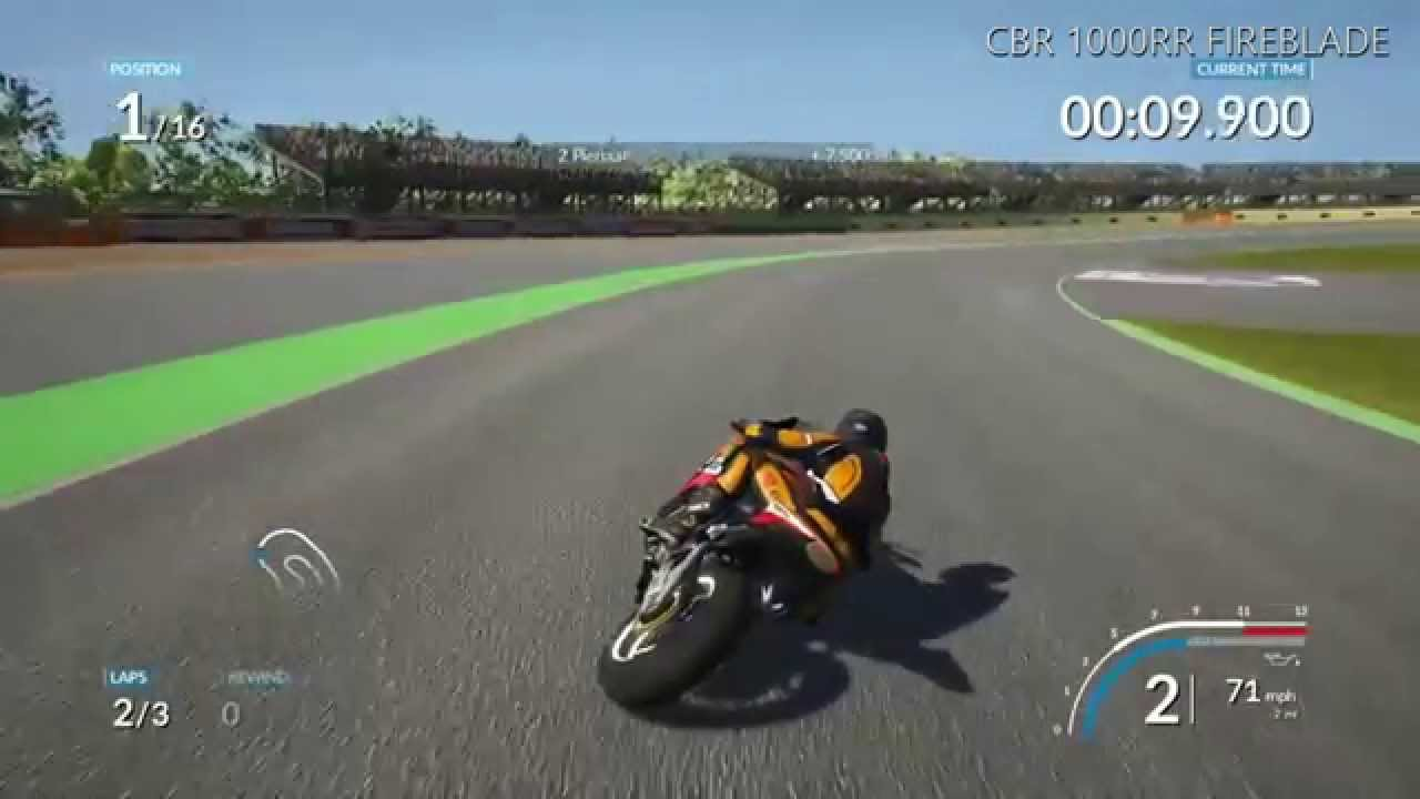 ride gameplay xbox one cbr1000rr fireblade physics. Black Bedroom Furniture Sets. Home Design Ideas