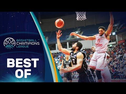 Best of the Regular Season - 2018-19 Recap - Basketball Champions League 2018-19