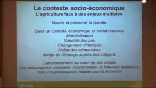 J-B .Coulon - JRE Journée de la recherche équine 2013 - cheval et développement durable