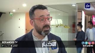 ولي العهد الأمير الحسين يشاركُ في أعمال المؤتمر الثامن لصانعي الألعاب