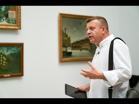 Экскурсия Леонида Парфенова по выставке «Щукин. Биография коллекции»