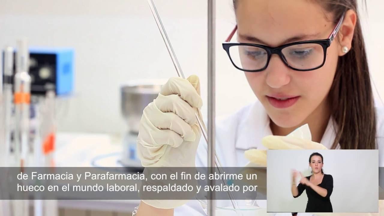 Iea Ciclo Formativo De Grado Medio De Farmacia Y Parafarmacia