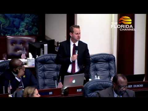 Florida State Representative Jared Moskowitz Moving Speech