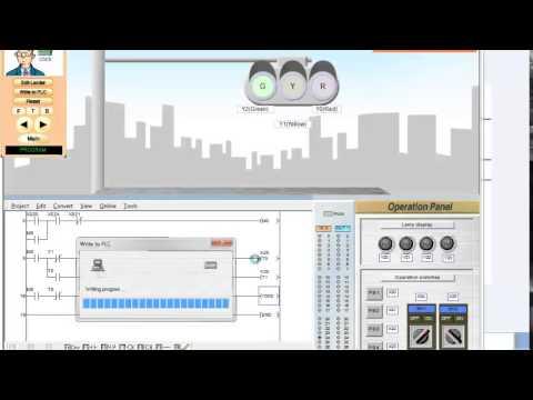 Belajar dasar plc untuk pemula cara membuat ladder diagram lampu belajar dasar plc untuk pemula cara membuat ladder diagram lampu kedap kedip asfbconference2016 Gallery