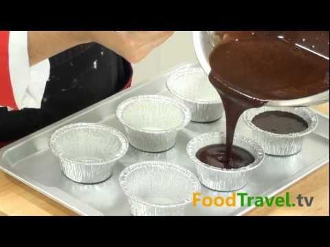 ช็อคโกแลตลาวา (ลาวาเค้ก)