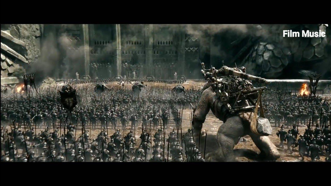 Nhạc Phim | Tướng Quân Remix [P.2] | The Hobbit 3 ~ Đại Chiến 5 Cánh Quân | NRV