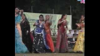 Gujarati Garba Songs - Lions Club Navratri 2010 Kalol - Sarla Dave - Day 2 - Part 20