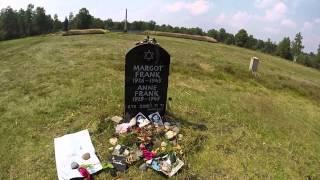 Bergen-Belsen Concentration Camp - Anne Frank