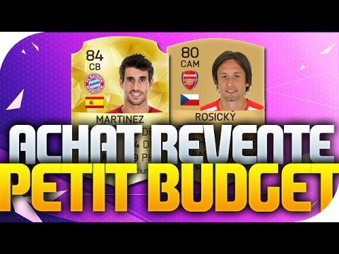 fut 16 l achat revente mes meilleurs joueurs petit budget youtube. Black Bedroom Furniture Sets. Home Design Ideas